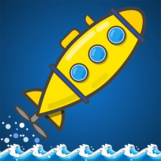Submarine Jump! Icon