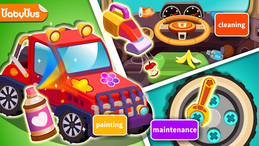 Little Panda's Auto Repair Shop 8.22.00.00 screenshots 1