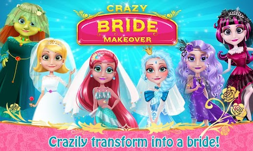 Crazy Wedding Makeover - Wedding Art - náhled