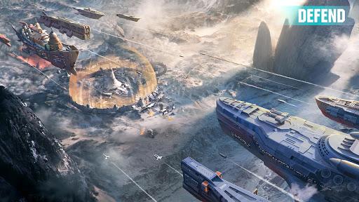 Ark of War: Galaxy Pirate Fleet 2.2.1 1