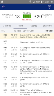 Football Schedule for Browns, Live Scores & Stats - náhled