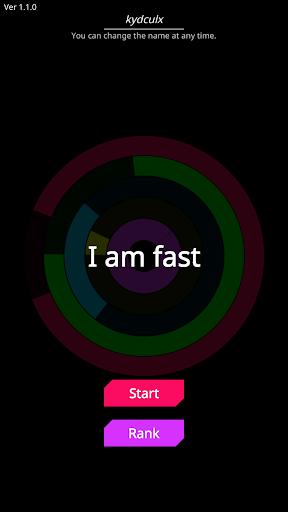 I am fast screenshots 2