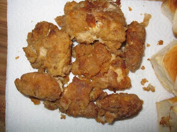 Marinaded, Twice Fried Country Fried Chicken Recipe
