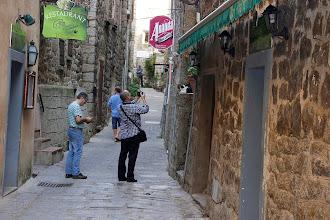 Photo: Vieux quartier de Manichedda