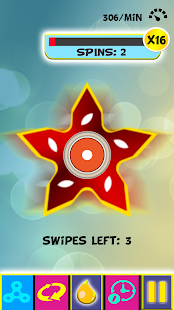 Super Awesome Fidget Spinner: Cool Designs - náhled