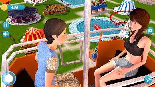 Water Park Racing Kids Aqua Park Water Slide Games 5