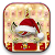 Christmas Unicorn Keyboard Theme file APK for Gaming PC/PS3/PS4 Smart TV