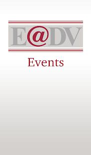 EADV Events - náhled
