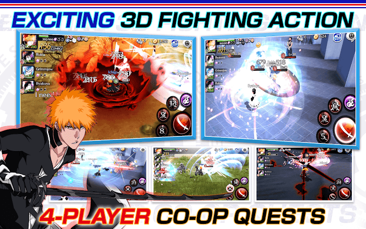 Bleach Brave Souls v5.1.3 [Mods]
