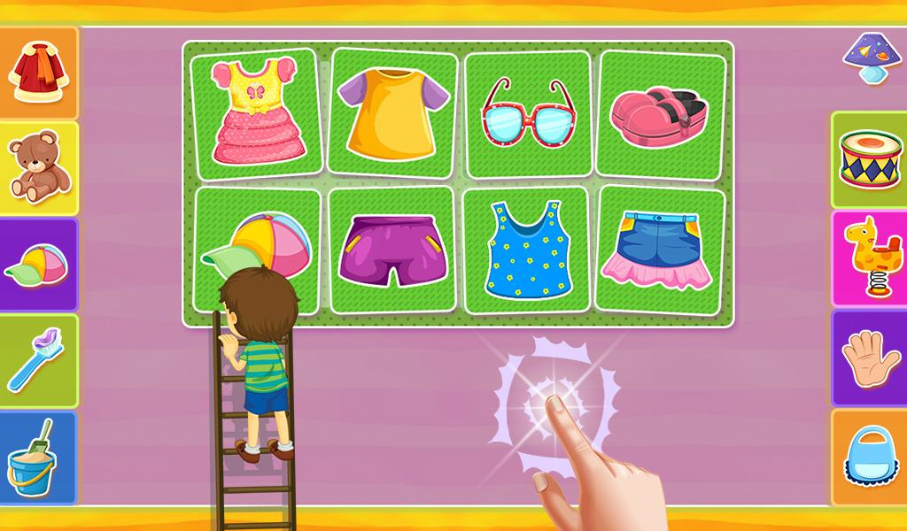 Learning Activities For Kids- screenshot
