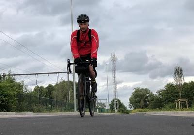Ëen volledige Ronde van België is al gereden: Jo Van Camp rijdt 1240(!) kilometer in minder dan twee dagen
