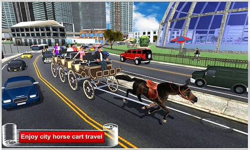 Horse Carriage Transporter: Cart Riding Simulator for PC