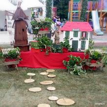 Photo: Маленькие домики и мельницы