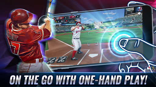 MLB 9 Innings 18  gameplay | by HackJr.Pw 14