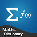 Maths Dictionary Offline icon