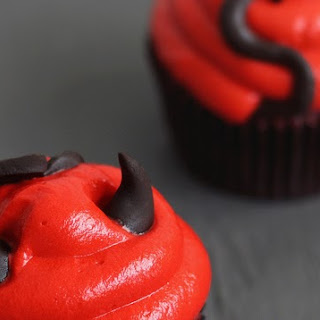 Devilishly Delicious! (The Best Red Velvet Cupcakes)