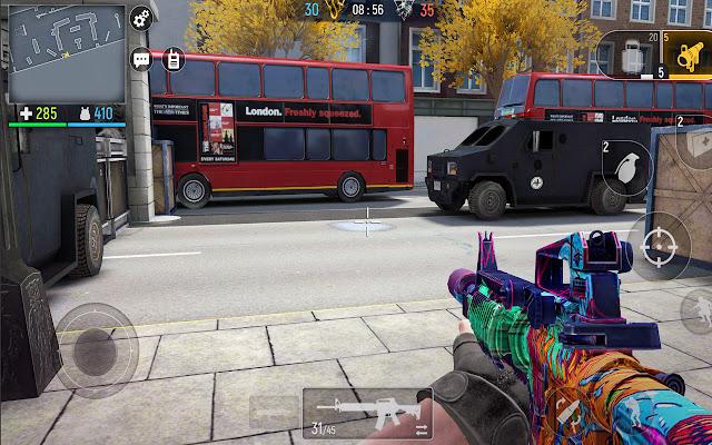 Special Ops: FPS PvP War-Online Game