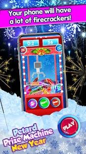 Petard Prize Machine New Year - náhled