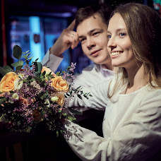 Bryllupsfotograf Nikolay Valyaev (nikvval). Bilde av 01.02.2019