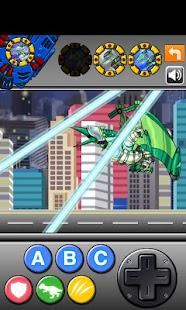 Ptera Green - Transform! Dino Robot - náhled