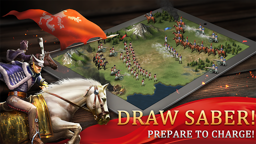 Grand War: Napoleon, War & Strategy Games apkmr screenshots 5