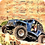 4x4 Off-Road rally driving game: 4X4 Racing Xtreme icon