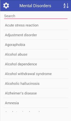All Mental disorders 1.1 screenshots 3