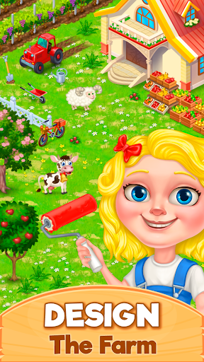 Grannyu2019s Farm: Free Match 3 Game 1.05.230a {cheat|hack|gameplay|apk mod|resources generator} 1