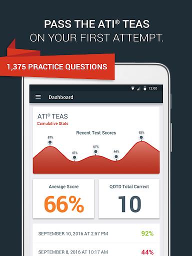 玩免費教育APP|下載ATI® TEAS Exam Prep 2016 app不用錢|硬是要APP