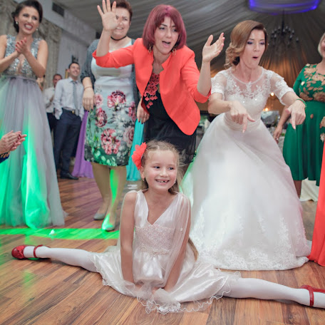 Wedding photographer Richard Toth (RichardToth). Photo of 15.12.2017