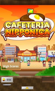 Cafeteria Nipponica Mod Apk (Unlimited money) 8
