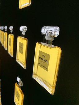 Perfume, Chanel, Exposición, Sra, Señora