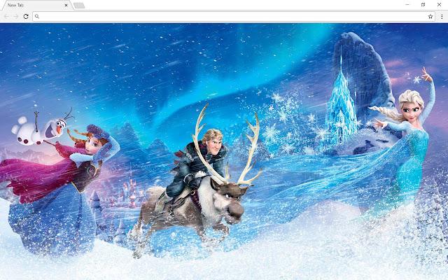 Frozen Disney Backgrounds & Themes