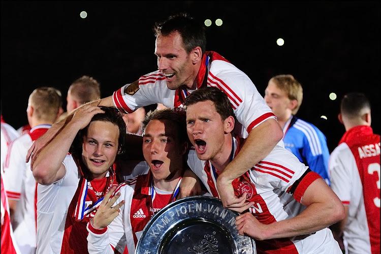 Vertonghen à l'Ajax : un transfert lié à Daley Blind ?