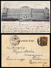 Photo: Oradea,  M. kir. Honvéd hadapród iskola - 1902 - sursa colectie Remus Jercau - colaj  https://www.darabanth.com/en/online-auction/307/categories~Postcards/Transylvania~400006/Nagyvarad-Oradea-M-kir-Honved-hadaprod-iskola-Lang-Jozsef-kiadasa-k-ung-Cadettenschule~II1659703/