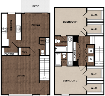 Go to Plan H Floorplan page.