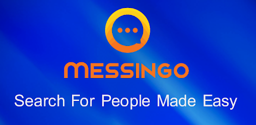 Messingo is a new social chat app for people to search and connect with people!