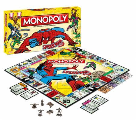 Spiderman - Monopoly