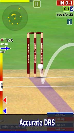 Cricket World Domination - a cricket game for all  captures d'écran 2