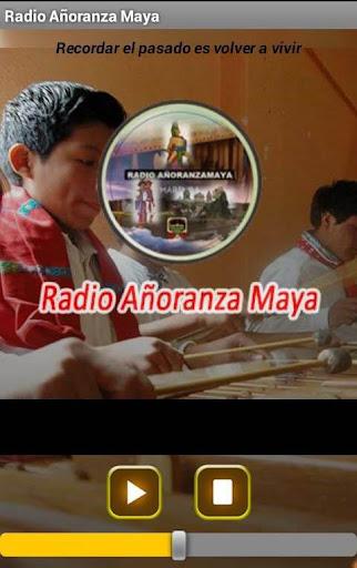Añoranza Maya