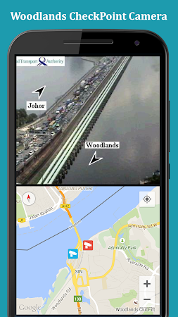 SG Traffic: Real Time Cameras 1.0.8 screenshot 1092852