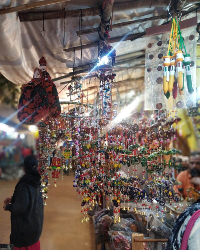 lights+pushkar+market+rajasthan
