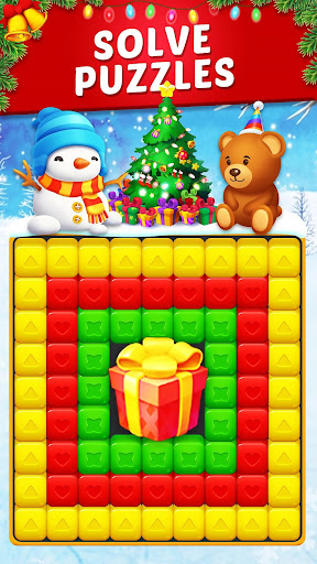 Toy Bomb: Blast & Match Toy Cubes Puzzle Game 3.00.5003 screenshots 1