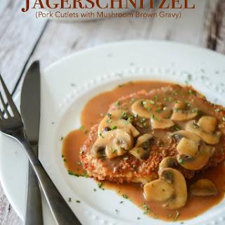 JäGerschnitzel (Pork Cutlets) Recipe