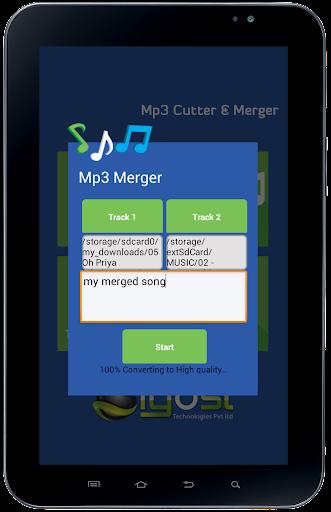 Mp3 Cutter & Merger 11.0.2 screenshots 11