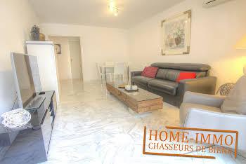 Appartement meublé 3 pièces 72,44 m2