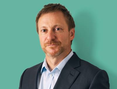 Paul Smith, new Senior Vice President and General Manager, EMEA at ServiceNow.