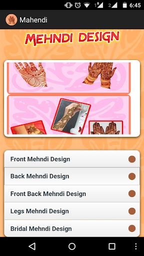 玩免費遊戲APP|下載1000 Mehndi Designs (offline) app不用錢|硬是要APP