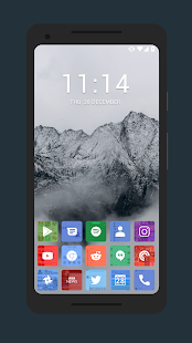 Glimpse - Icon Pack - náhled