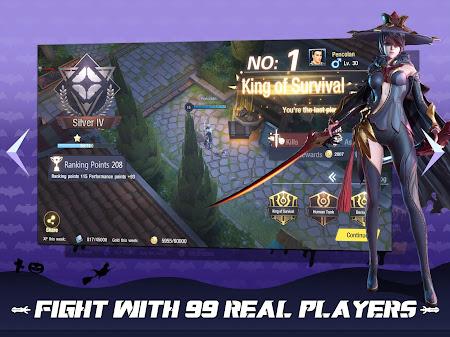 Survival Heroes - MOBA Battle Royale 1.3.0 screenshot 2094330